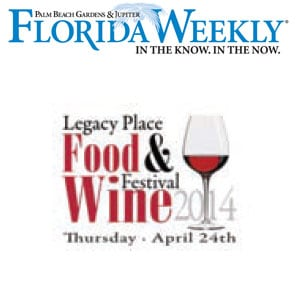 Legacy Place Food and Wine FL Weekly 4-17-14