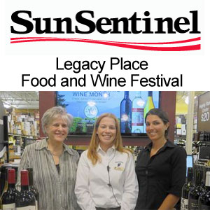 Legacy Place Food and Wine Festival Sun-Sentinel