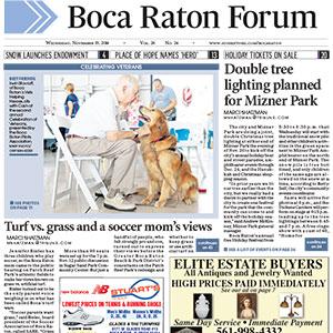 Mizner Park Boca Raton Forum 11202014