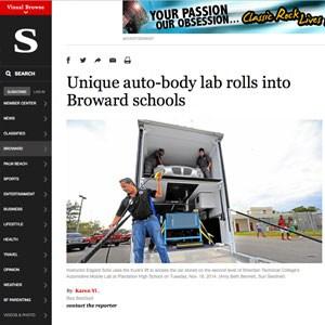 Broward Technical Colleges Sun Sentinel 11182014