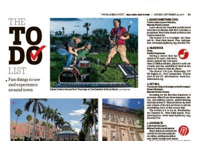 Mizner Park Amphitheater Palm Beach Post 9.25.17