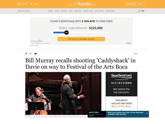 Festival of The Arts BOCA SouthFlorida.com 030218