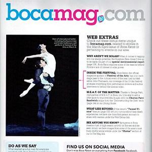 Festival of the Arts BOCA Boca Mag Mar 2015