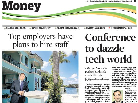 Lang Realty article Sun Sentinel
