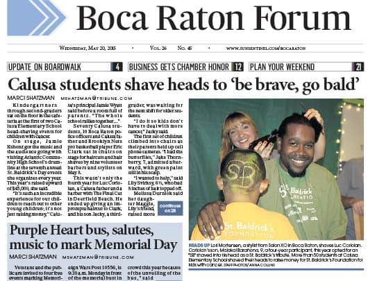 Polin PR Mizner Park Boca Raton Forum placement