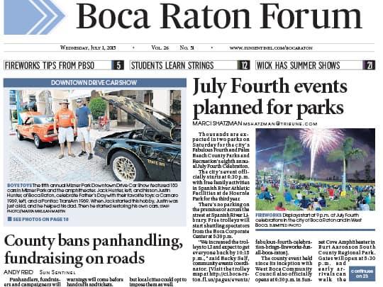Polin PR Boca Raton placement