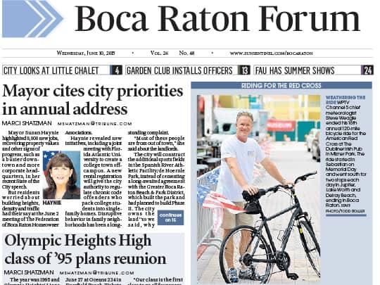 Polin PR Mizner Park Boca Raton Forum