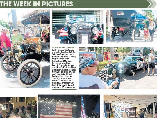 Polin PR Placement Boca Raton Veteran's Day