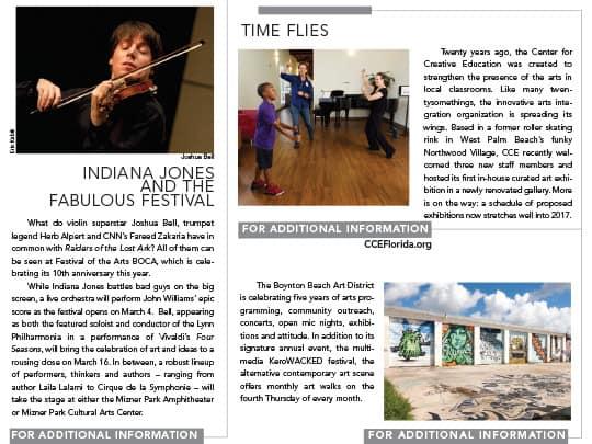 Polin PR Arts and Culture article