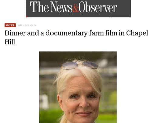 polin pr placement silverspot cinema in news & observer