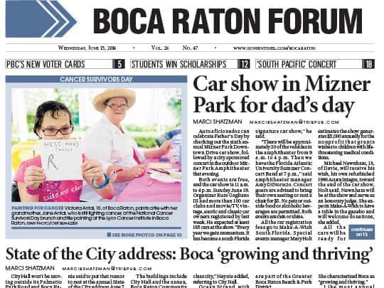 Polin PR Boca Raton Forum placement