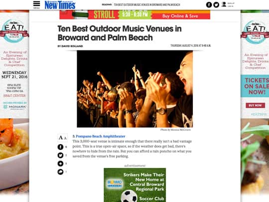 polin pr placement on new time website