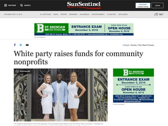White Party story on sun-sentinel.com