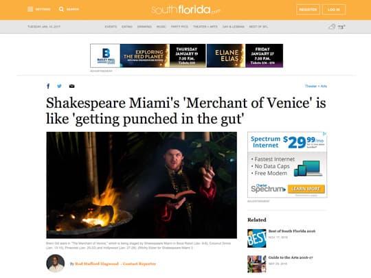 southflorida.com article screenshot