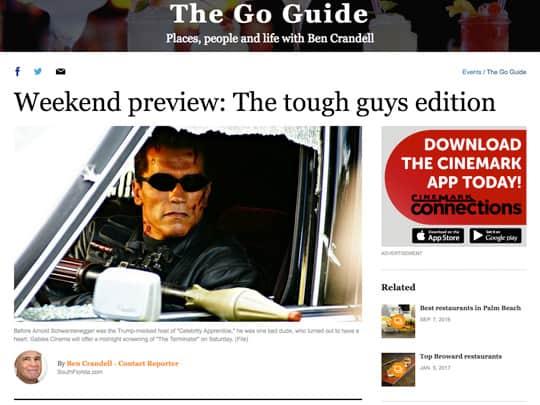 SouthFlorida.com article