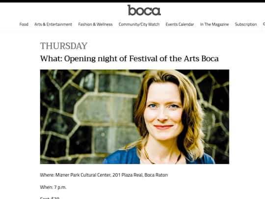 bocamag.com festival story