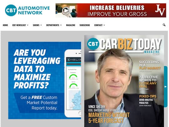CBT cover Sheehy Auto Stores story