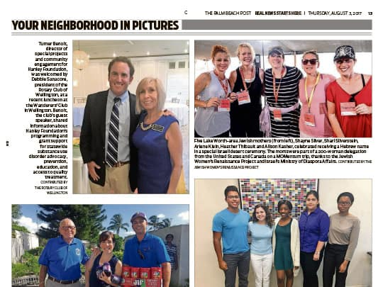Palm Beach Realtors Association PB Post placement
