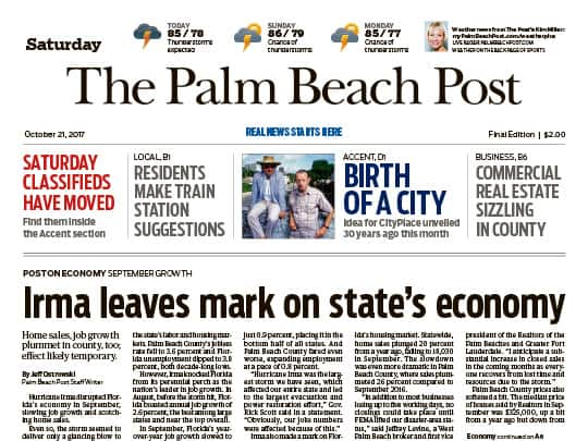 Realtors of the Palm Beaches, Palm Beach Post 1021117