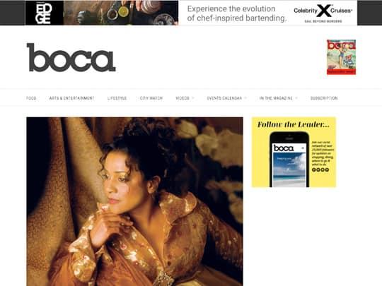 BocaMag.com article on Kathleen Battle