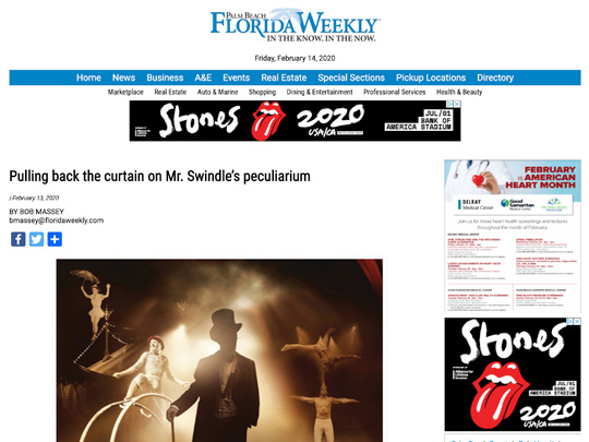 Polin PR placement in floridaweekly.com for City of Boca Raton