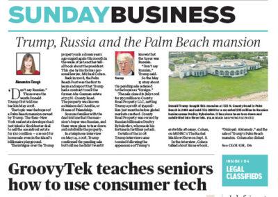 GroovyTek Palm Beach Post