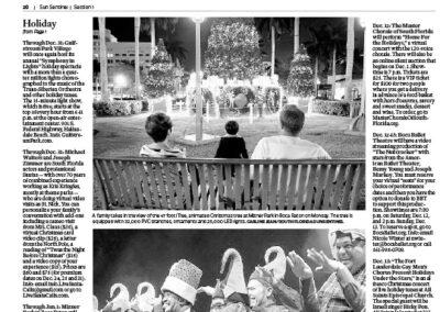 Boca Raton Mizner Park Sun Sentinel