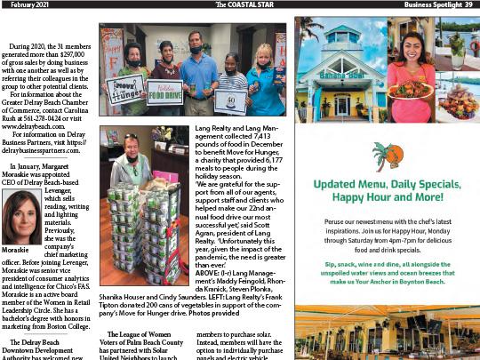 Lang Realty Coastal Star Magazine