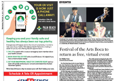 Festival of The Arts BOCA Delray Sun